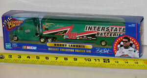Winners Circle NASCAR Bobby Labonte Trailer Rig 1:64 Diecast