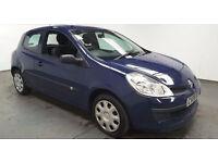 2008(08)RENAULT CLIO 1.2 EXTREME BLUE,3DR,2 OWNER,GREAT VALUE