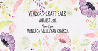 Craft & Vendor Fair