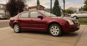 2006 Ford Fusion SE - 2.3 L - 5 Speed Standard