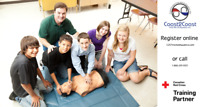 Ottawa CPR/AED and First Aid Courses! English et Francais!