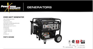 BE Xtreme 6500 Watt Generator with Powerease Engine
