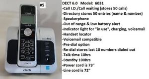 VTECH 6.0 Cordless Phones ($ as posted)