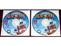 Flat-Out Autorennspiel von Bugebear 2 Spiele CDs Vollgas FlatOut Nordrhein-Westfalen - Rheine Vorschau