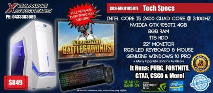 ✰ AWESOME FORTNITE GAMING PC BUNDLE PACK ✰ GTX 1050TI 4GB ✰   Desktops    Gumtree Australia Gold Coast City - Biggera Waters   1198414869 b894672e0006