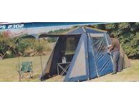 Sunn Camp APS 2302 2-4 Person Frame Tent