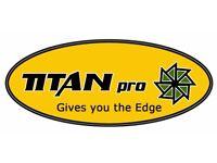 Titan Pro Ltd - Garden Machinery Sales to the Public