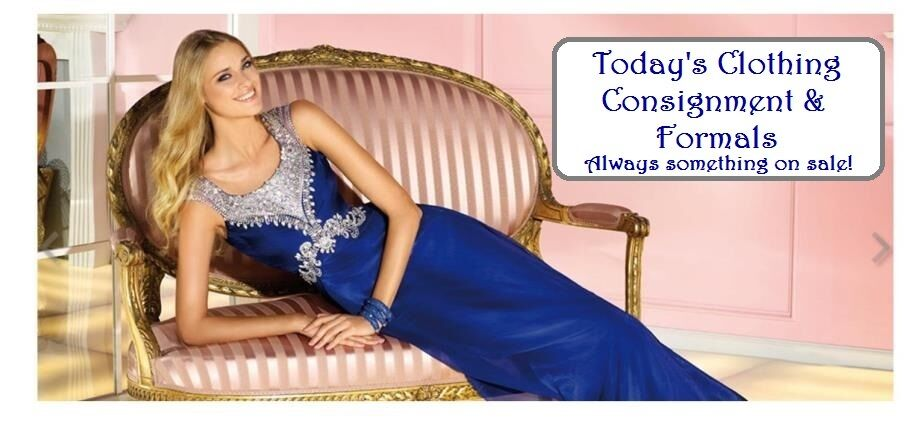 Today sClothingConsignment&Formals