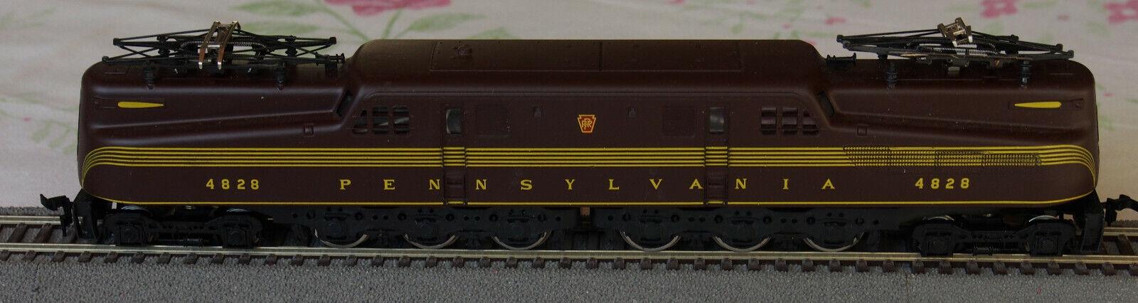 E-Lok GG1 Nr. 4828 der Pennsylvania A.H.M. (A104)