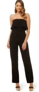 bdb791139870 We are Kindred Helena Pleated Jumpsuit - for RENT