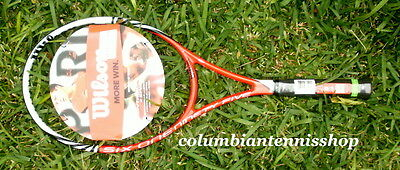 New Wilson BLX Six.One ninety five 16X18 11.7 oz racket last frame in 4 1/4 G2