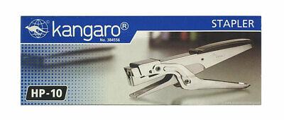 Kangaro Hp-10 Stapler Free 2000 Staples For Schooloffice Home