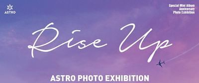 ASTRO PHOTO EXHIBITION Rise Up OFFICIAL GOODS PENCIL CASE SEALED