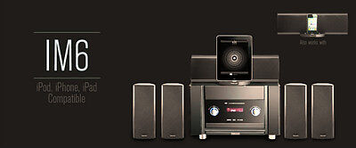 Buy audio electronics home theater - Madrid Audio Im6 Home Theater Speaker System W/ Dock For Iphone /ipod