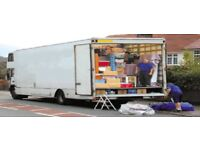 Man & Luton Van, Removals from £15/H, House Clearance, Piano & Furniture Movers, Office moves