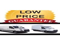 Cheap Removals Man and luton van hire moving deliveries assembly transport ikea courier clearances
