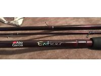 Abu Garcia Enticer Match Float Fishing Rod 3pc 13ft - Commercials, Carp, Barbel