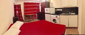 For rent Studio flat in Willesden Green with all the bills included