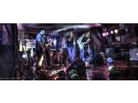 Rock Blues Band Wants You
