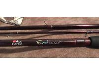 Abu Garcia Enticer Match Float Fishing Rod 3pc 13ft - Commercials, Carp, Barbel