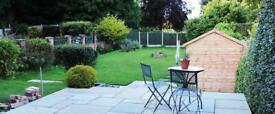 Wilson's gardeners/ lawn mowing & Jet wash from £3O OVERGROWN GARDENS WELCOME