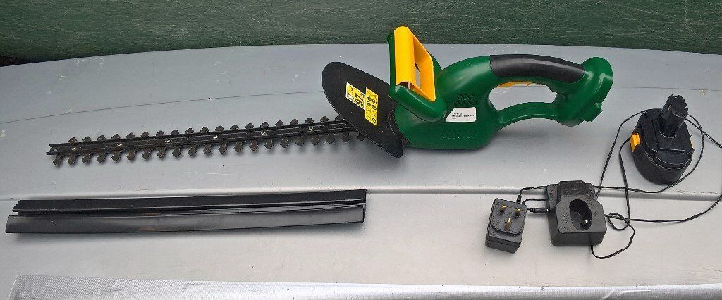 Hedge Trimmer cordless