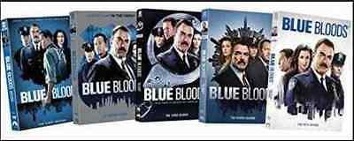 Blue Bloods Season 1 5 Dvd 1 2 3 4 5 Free Shipping