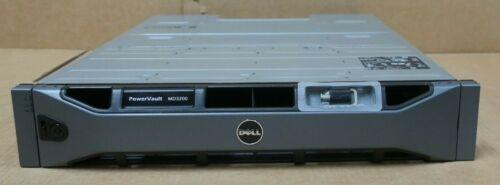 """Dell PowerVault MD3200 SAS Direct Attach Storage Array DAS 12x 3.5"""" Drive Bays"""