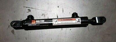 Dalton Hydraulic Welded Clevis Cylinder 1 Bore 6 Stroke 3000 Psi 14 Npt