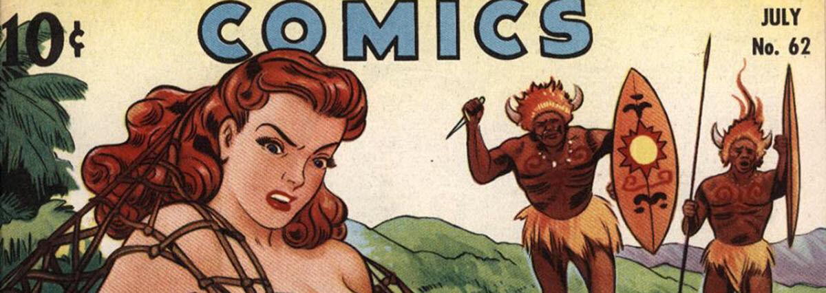 Heronext Comics