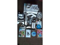 Collection of Wii equipment for sale