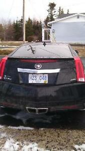 PRICE DROP 2013 Cadillac CTS Performance Coupe (2 door) St. John's Newfoundland image 3