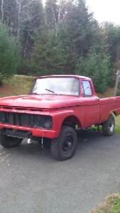 1963 Ford F250 4x4