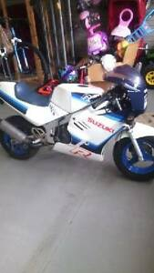Mini 1986 Suzuki rb 50 gag Bike!