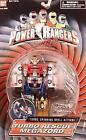 Power Rangers Turbo Rescue Megazord
