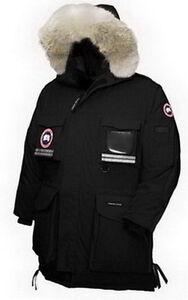 Canada Goose Snow Mantra Parka Black