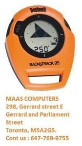 Pre Christmas sale Amazing offer on Bushnell Back Track GPS ; Brand New ; Store Deal!!!