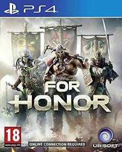 sealed** FOR HONOR * *(PS4)- - spadinaXcollege