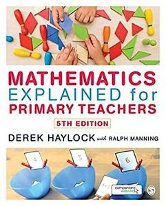 Mathematics Explained for Primary Teachers 5th Edn Wagga Wagga Wagga Wagga City Preview