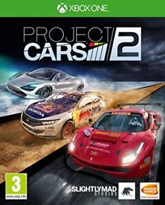 Projet cars 2 xbox one