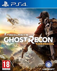 Ghost recon wild lands for the ps4