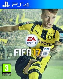 FIFA 17 PS4 BRAND NEW SEALED