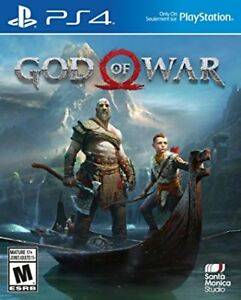 God of War PS4 - (FREE Delivery)