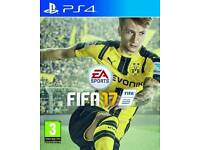 FIFA 17 for PS4. Brand new and sealed