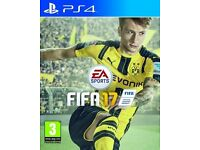 fifa 2017 for sale playstation 4