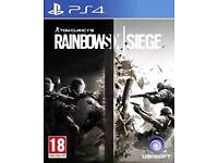 Rainbow 6 Siege PS4