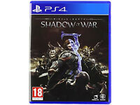 Middle-earth: Shadow of War | PS4 game