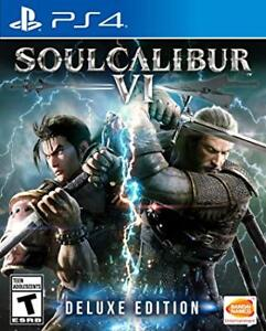 Soulcalibur VI - PlayStation 4 Deluxe Edition
