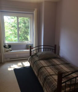 Guest room near UVIC