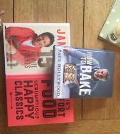 3X Cookery Books